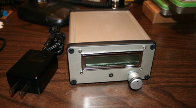 FM Stereo Broadcaster